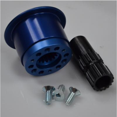 A Quick Release Hub For Steering Wheell