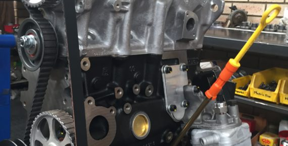 Engines in Assembly